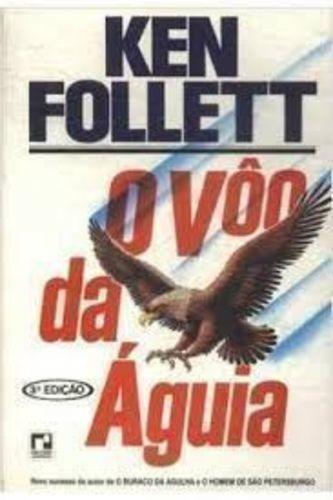 livro o vôo da aguia ken follett