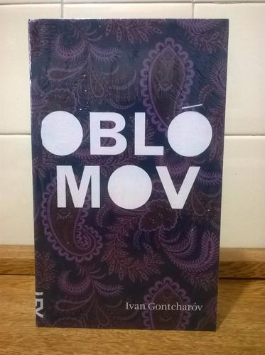 livro oblómov - cosac naify - lacrado
