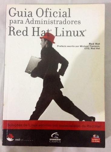 livro oficial para administradores red hat linux 8