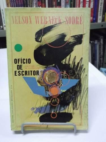 livro - ofício de escritor: dialética da literatura