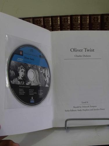 livro oliver twist - charles dickens
