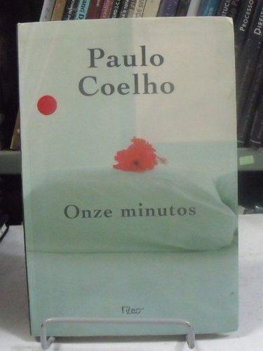 livro - onze minutos - paulo coelho
