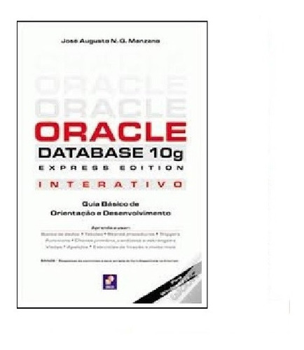 livro - oracle database 10g express edition interativo
