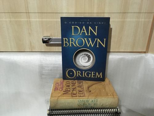 livro  origem - dan brown.