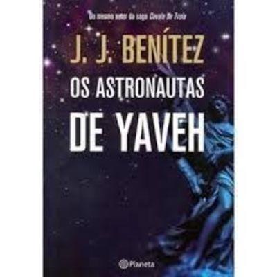 livro os astronautas de yaveh