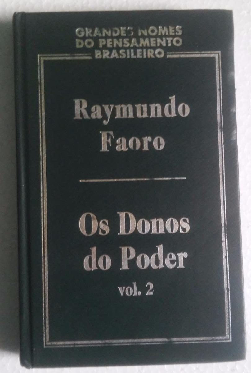 OS DONOS DO PODER RAYMUNDO FAORO PDF