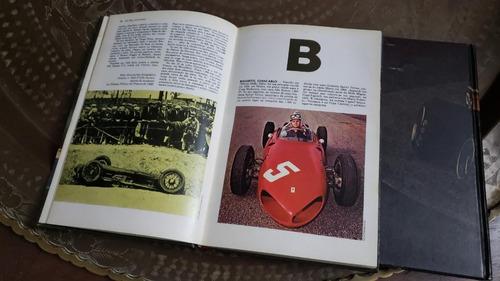 livro os grandes pilotos de todos os tempos antigo