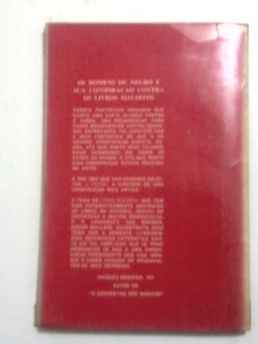 livro: os livros malditos - jacqueus bergier