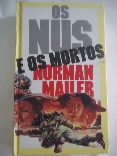 livro os nus e os mortos, de norman mailer