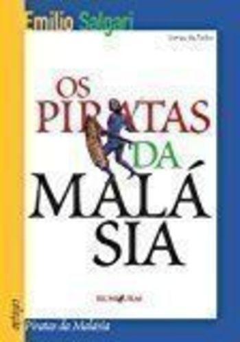 livro os piratas da malásia emilio salgari