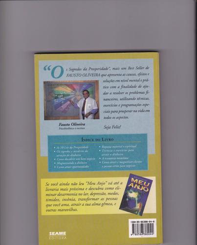 livro: os segredos da prosperidade - fausto oliveira