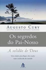 livro- os segredos do pai-nosso- augusto cury- frete gratis
