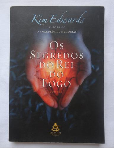 livro os segredos do rei do fogo