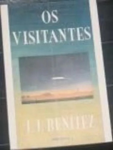 livro os visitantes j. j. benitez