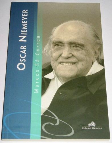 livro - oscar niemeyer - biografia