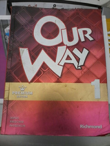 livro our way 1 premium