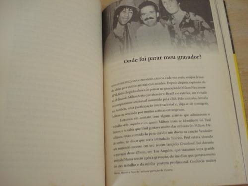 livro - ouvindo estrelas - marco mazzola - autobiografia