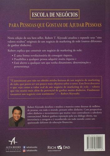 livro pai rico escola de negócios