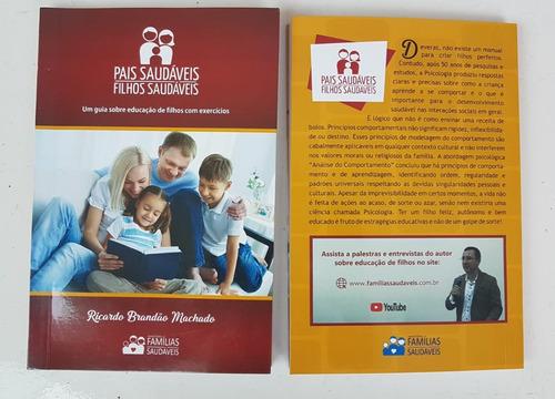 livro pais saudáveis, filhos saudáveis