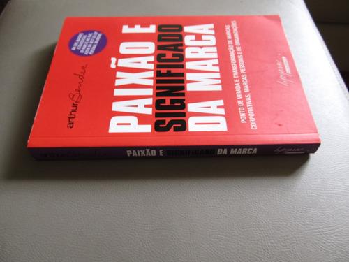 livro: paixão e significado da marca (português) marketing