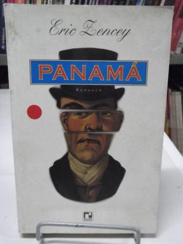 livro - panamá - eric zencey