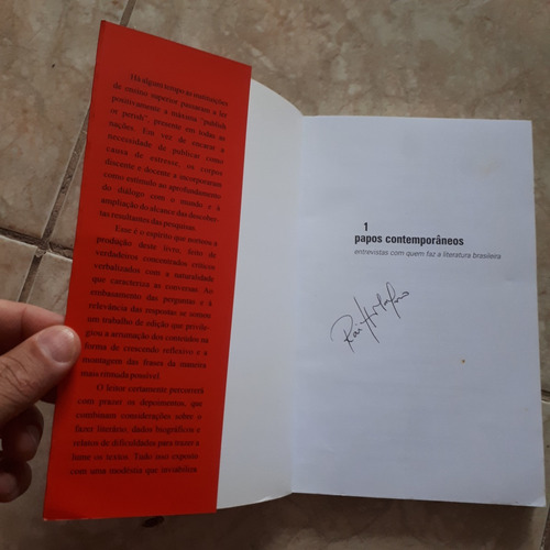 livro papos contemporâneos 1 poetas prosadores c2