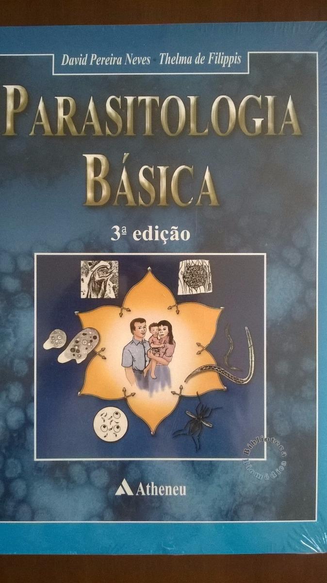 livro parasitologia basica