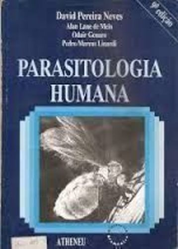 livro parasitologia humana david pereira neves