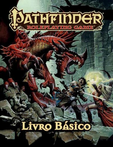 livro pathfinder roleplaying 3.5 básico rpg devpzo1110