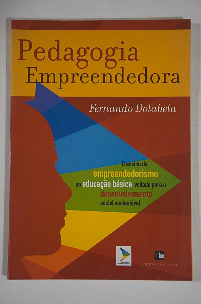livro pedagogia empreendedora