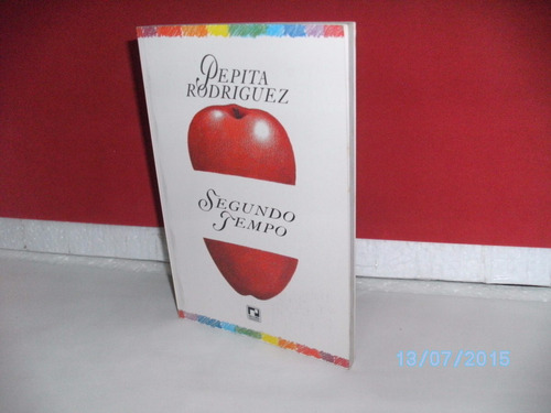 livro pepita rodriguez segundo tempo- record/1994 - 142 págs