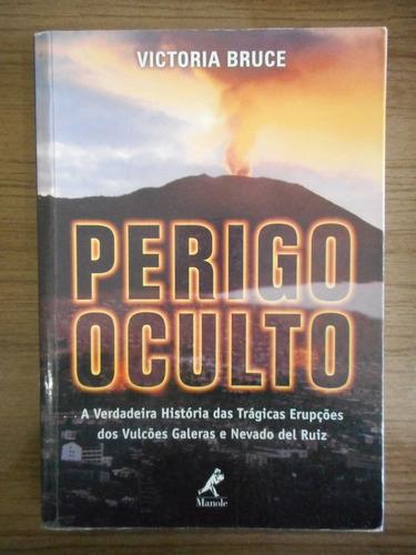livro perigo oculto victoria bruce