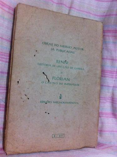 livro perri esquilo felix salten antigo  frete grátis