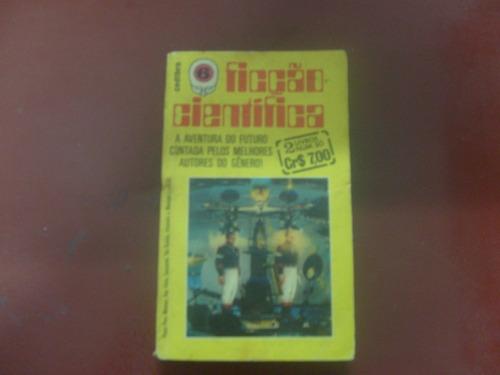 livro - pesadelo orbital - barry n. malzberg - nº 6
