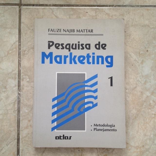 pesquisa de marketing fauze najib mattar