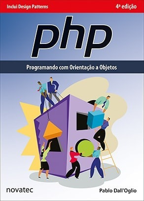 livro php programando com orientação a objetos - 4ª edição