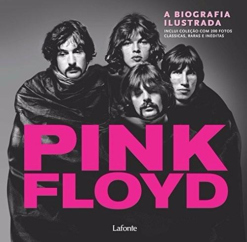 livro pink floyd - a biografia ilustrada 200 fotos 224 pag.