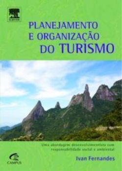 livro planejamento e organização do turismo