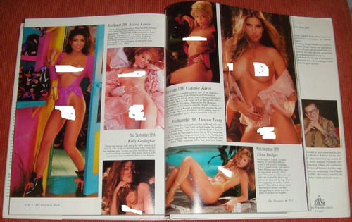 livro playboy the playmate book five decades of centerfolds