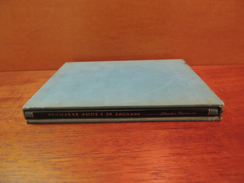 livro poemas de amor e de saudade olegário marianno