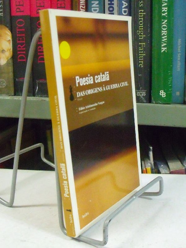 livro poesia catalã origens guerra civil aristimunho vargas