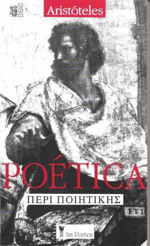 livro poética,  aristóteles,  bilingue grego-português  +