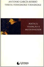 livro poética tradiçao e modernidade + brinde