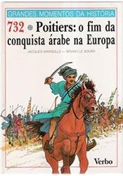 livro - poitiers: o fim da conquista árabe na europa ( capa