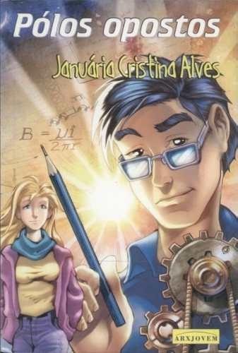 livro pólos opostos - januária cristina alves