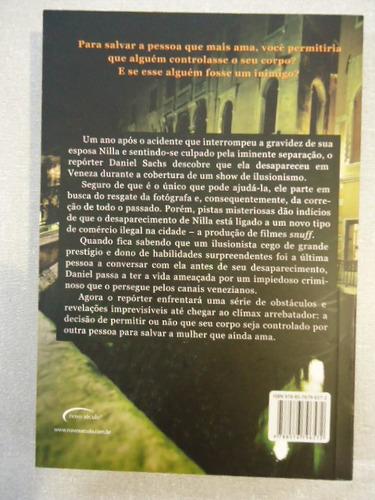 livro ponto cego felipe colbert romance policial