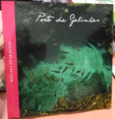 livro: porto de galinhas - muito mais que um paraíso