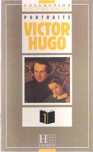 livro portraits victor hugo em francês