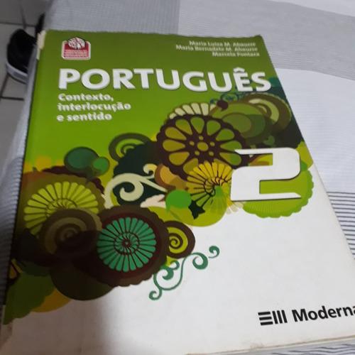 livro português  - contexto, interlocução e sentido 2