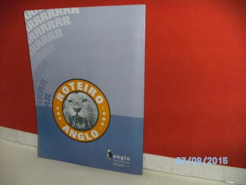livro português literatura 3 roteiro anglo - grafica ed/2004